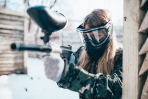 Paintball Stockholm